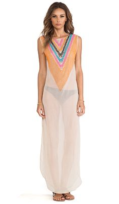 Gorgeous beach cover-up- wish list