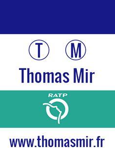 Thomas Mir - Etudiant Master 2 Information Communication
