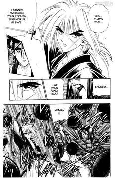Rurouni Kenshin 47 himura kenshin & sanosuke , tsunan