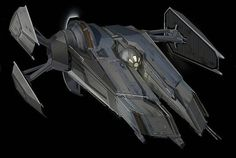 Star Wars: The Force Unleashed I & II Concept Art by Stephen Chang – I envisioned this as being a much sleeker ship with the cockpit further forward. Star Wars Jedi, Star Wars Games, Star Wars Rpg, Star Wars Ships, Star Trek, Star Citizen, Star Wars Spaceships, Sci Fi Spaceships, Nave Star Wars