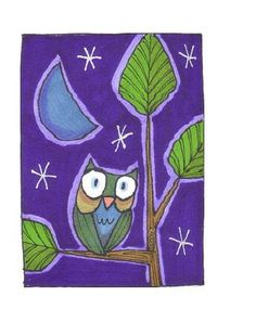 owl by Patti
