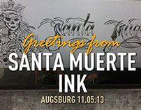 SANTA MUERTE INK