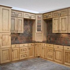 32 Stunning Rustic Kitchen Cabinets Ideas - Popy Home