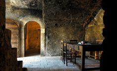 Albergo Diffussio at Santo Stephano de Sessanio in Italy.