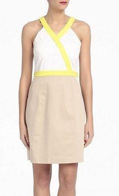 Vestido de TINTORETTO SS13. Comprado en rebajas por 23,95€