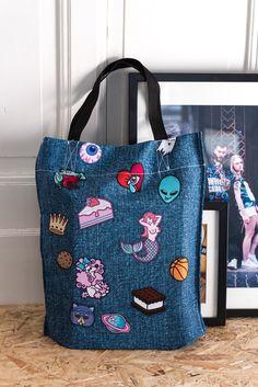 Buy this jeans bag - http://www.wayfarer.cz/damske-tasky-pres-rameno
