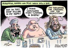 9/19/15  12:00a Muhammad, Buddha and Jesus Walk into a Bar plus.google.com