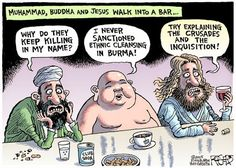 9/19/15  12:00a Muhammad, Buddha and Jesus Walk into a Bar plus.google.com