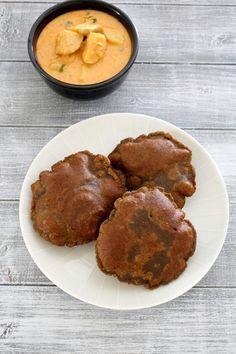 Kuttu ki puri recipe or vrat ki poori - This can be eaten during Navratri vrat or Hindi fasting or upwas. This is a gluten free puri recipe.