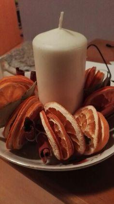 Sušené pomaranče od maminky