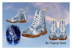 #boots for women and tigers lover. Design by #erikakaisersot  For more boots visit #beoriginalstore   https://www.beoriginalstore.com/collections/martin-boots-women