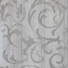 Walls Republic x Faux Twisted Wood Wallpaper Color: Medium Gray Brick Wallpaper Roll, Trellis Wallpaper, Tile Wallpaper, Botanical Wallpaper, Metallic Wallpaper, Damask Wallpaper, Wallpaper Panels, Wallpaper Online, Geometric Wallpaper