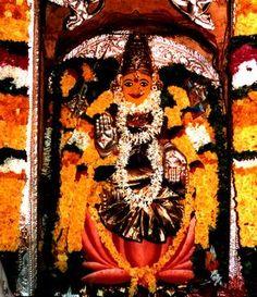 Bala Tripura Sundari Alankaram on Sunday at Kanaka Durga Temple, Vijayawada