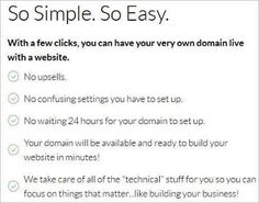 WA Domains simple, easy and cheaper than the competition. Search Engine Optimization, Internet Marketing, Affiliate Marketing, Online Business, Competition, Simple, Marketing Training, Easy, Online Marketing