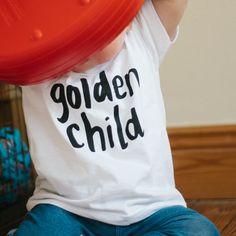 Golden Child T-Shirt *Multiple Sizes!