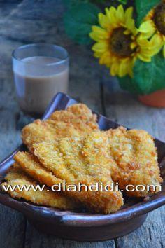 Diah Didi's Kitchen: Pisang Goreng Kipas Kriuk