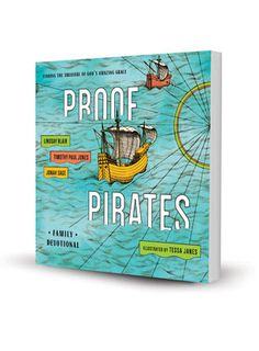 Lead your family on a pirate adventure to discover the gospel as the greatest treasure in the world. Includes 7 guided family devotions & memory work.