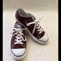 Converse All Star Brown Shoes Converse All Star Brown Shoes NWOTWomen's Size 8 Converse Shoes Sneakers