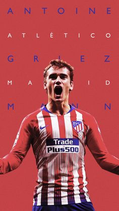 Football Photos, Football And Basketball, Football Players, Antoine Griezmann, Sports Graphics, Beautiful Nature Wallpaper, Football Wallpaper, Lionel Messi, Champion