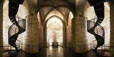 Vergilius Chapel by BWM Architekten | Photo © BWM Architekten