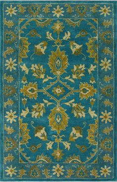 Rugs USA Overdye Glory Overdyed Turquoise Rug. Rugs USA Summer Sale up to 80% Off! Area rug, carpet, design, style, home decor, interior design, pattern, trend, statement, summer, cozy, sale, discount, free shipping.