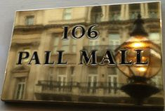 The Travellers Club, 106 Pall Mall, London SW1Y 5EP.