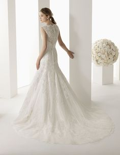 Two by Rosa Clara Wedding Dresses 2014 Bridal Collection Part I