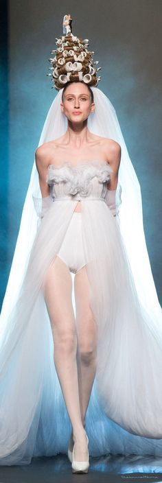 Spring 2015 Couture Jean Paul Gaultier