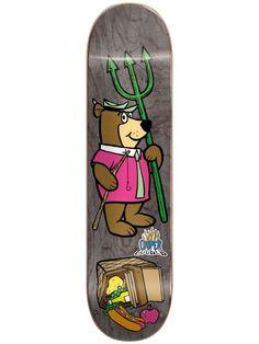 Almost Cooper Yogi Bear Picnic 8.125 R7 Skateboard Deck