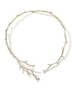 Ippolita - Gold Stardust Multi-Branch Necklace