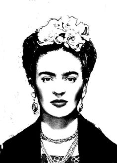 Frida Kahlo with water colour in orange by hellomrmoon on Etsy holz, Printable LARGE World Map Print Wall Art inches Extra Large World Map Wall Art Living Room Office Decoration wood art wood ring rustic Frida E Diego, Frida Art, Fridah Kahlo, Kahlo Paintings, World Map Wall Art, Ecole Art, Diego Rivera, Illustration, Stencil Art