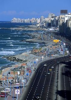 I wish every world traveler could pay a visit to Alexandria. It is surely a world class city.
