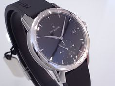 Zeitwinkel 181° Galvanic black   picture by #asahiwatch http://www.asahiwatch.jp/article/14113271.html