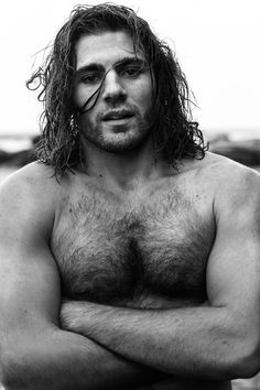 Hairy handsome and hung too tim hurley