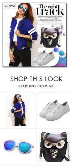 """""""ROMWE 2"""" by woman-1979 ❤ liked on Polyvore"""