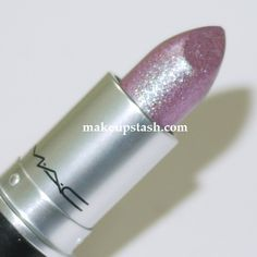 MAC-Dazzle-Lipstick-in-Hellraiser. My most favorite lipstick of all time. Sold out limited edition. Sparkle Lipstick, Mac Lipstick, Lipstick Colors, Makeup Lipstick, Lip Colors, Lipsticks, Mac Makeup, Skin Makeup, Makeup Tips