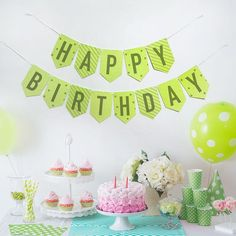 Party Decor and Event Decorations for Kids and Adults Ecofriendly Fun Birthday Party Supplies Reusable MINXICAI Happy Birthday Banner with LED Sign Lights Banner and Triangle Flag Banner