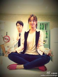 Annie Chen & Geoorge Hu - Love, now