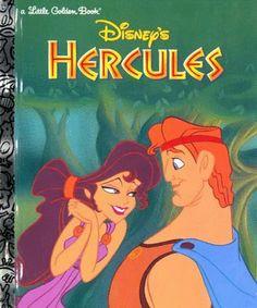 Little Golden Book Disney Hercules