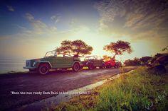 Volkswagen classic car tours in Bali