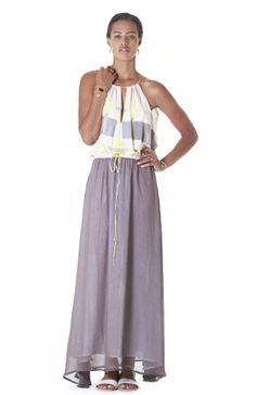 Silk Lalesso dress