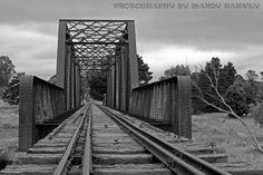 Old Railway Line Goulburn New South Wales Australia