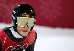 What's getting Robert Johansson of Norway noticed even more than an Olympian's ski jump?   His red MUSTACHE!!    https://www.businessinsider.nl/norway-ski-jumper-mustache-robert-johansson-2018-2/