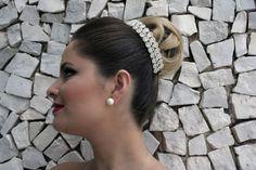 Prévia da noiva Priscila Cipriano. #casamento #wedding #penteadonoiva #torritontaunay #welovebeauty
