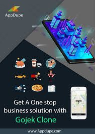Have all on-demand services in one app with Go-Jek Clone  At