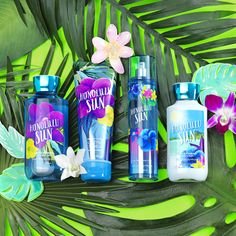 Fan-favorite #HonoluluSun is now available in Body Care!!!
