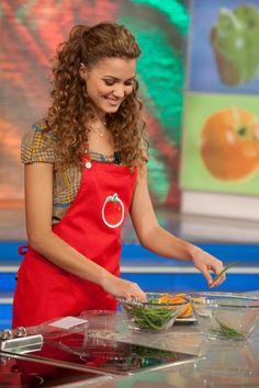 #GiusyBuscemi alla 'Prova del Cuoco' su Rai1