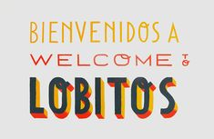 Welcome to Lobitos on Behance