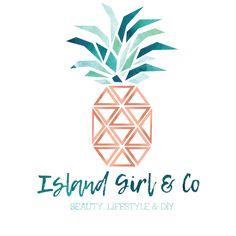 Pineapple Logo Design | Geometric Logo Design | Branding Specialist and Logo Design | Kirsten Atkins