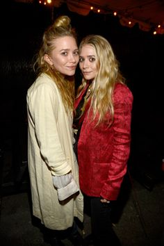 Presenting Mary-Kate and Ashley Olsen's Latest Fashion Line  SUPER-TWINS